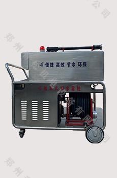 电机型推车式细水雾枪